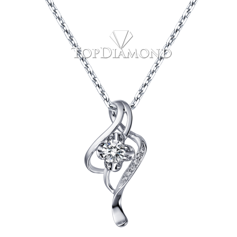 18k white gold diamond pendant setting p1612 top diamonds jewelry aloadofball Gallery