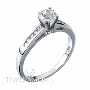 Diamond Engagement Ring Setting Style B5097. Diamond Engagement Ring Setting Style B5097, Diamond Accented. Engagement Ring Settings. Top Diamonds & Jewelry
