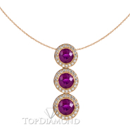 Red Ruby Pendant P1031. Red Ruby Pendant P1031, Gemstone Pendants. Gemstone Jewelry. Top Diamonds & Jewelry