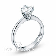 Classic Solitaire Engagement Ring Setting Style B1685. Classic Solitaire Engagement Ring Setting Style B1685, Traditional Solitaires. Engagement Ring Settings. Top Diamonds & Jewelry