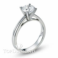 Classic Solitaire Engagement Ring Setting Style B1693. Classic Solitaire Engagement Ring Setting Style B1693, Traditional Solitaires. Engagement Ring Settings. Top Diamonds & Jewelry