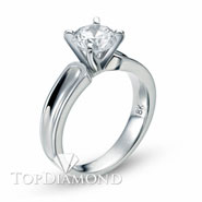 Classic Solitaire Engagement Ring Setting Style B1717. Classic Solitaire Engagement Ring Setting Style B1717, Traditional Solitaires. Engagement Ring Settings. Top Diamonds & Jewelry