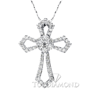 18K White Gold Fashion Pendant P1714. 18K White Gold Fashion Pendant P1714, Fashion Pendants. Necklaces & Pendants. Top Diamonds & Jewelry