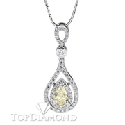 18K White Gold Fashion Pendant P1804. 18K White Gold Fashion Pendant P1804, Pendants. Collection. Top Diamonds & Jewelry