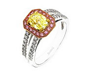 SimonG Engagement Setting MR1436-1000USD GIFT CARD INCLUDED WITH PURCHASE.