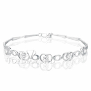 Diamond 18K White Gold Bracelet Setting L1777. Diamond 18K White Gold Bracelet Setting L1777, Diamond Bracelets. Bracelets. Top Diamonds & Jewelry