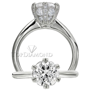 Ritani Bella Vita Engagement Ring Setting – 1R3277BR-$700 GIFT CARD INCLUDED WITH PURCHASE. Ritani Engagement Ring Setting 1R3277BR-$700 GIFT CARD INCLUDED WITH PURCHASE, Engagement Rings. Ritani. Top Diamonds & Jewelry