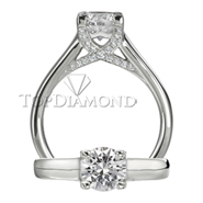 Ritani Bella Vita Engagement Ring Setting – 1R3245ARP-$500 GIFT CARD INCLUDED WITH PURCHASE. Ritani Engagement Ring Setting 1R3245ARP-$500 GIFT CARD INCLUDED WITH PURCHASE, Engagement Rings. Ritani. Top Diamonds & Jewelry