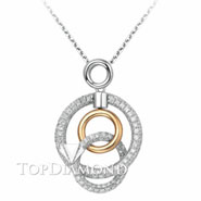 18K White Gold Diamond Pendant Style P1395. 18K White Gold Diamond Pendant Style P1395, Diamond Pendants. Necklaces & Pendants. Top Diamonds & Jewelry