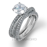 Simon G Engagement Ring Setting MR1577-$300 GIFT CARD INCLUDED WITH PURCHASE.