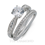 Simon G Engagement Ring Setting MR2027-$100 GIFT CARD INCLUDED WITH PURCHASE.