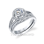 Simon G Engagement Ring Setting LP1921-$300 GIFT CARD INCLUDED WITH PURCHASE.