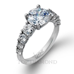 Simon G Engagement Ring Setting TR394-$1000 GIFT CARD INCLUDED WITH PURCHASE.