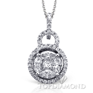 Simon G MP1517 Diamond Pendant - $500 GIFT CARD INCLUDED WITH PURCHASE. Simon G MP1517 Diamond Pendant - $500 GIFT CARD INCLUDED WITH PURCHASE, Pendants. Simon G. Top Diamonds & Jewelry