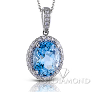 Simon G NP168 Gemstone Pendant - $500 GIFT CARD INCLUDED WITH PURCHASE. Simon G NP168 Gemstone Pendant - $500 GIFT CARD INCLUDED WITH PURCHASE, Pendants. Simon G. Top Diamonds & Jewelry