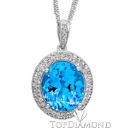 Simon G NP170 Gemstone Pendant - $1000 GIFT CARD INCLUDED WITH PURCHASE. Simon G NP170 Gemstone Pendant - $1000 GIFT CARD INCLUDED WITH PURCHASE, Pendants. Simon G. Top Diamonds & Jewelry