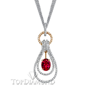 Simon G TP108 Gemstone Pendant - $500 GIFT CARD INCLUDED WITH PURCHASE. Simon G TP108 Gemstone Pendant - $500 GIFT CARD INCLUDED WITH PURCHASE, Pendants. Simon G. Top Diamonds & Jewelry