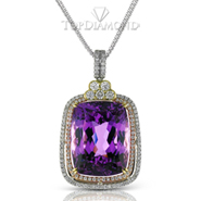 Simon G TP247 Gemstone Pendant - $1000 GIFT CARD INCLUDED WITH PURCHASE. Simon G TP247 Gemstone Pendant - $1000 GIFT CARD INCLUDED WITH PURCHASE, Pendants. Simon G. Top Diamonds & Jewelry