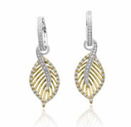 Simon G ME1543 Diamond Earrings - $300 GIFT CARD INCLUDED WITH PURCHASE.