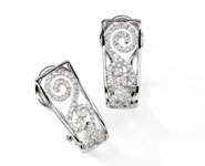 Simon G TE162 Diamond Earrings - $300 GIFT CARD INCLUDED WITH PURCHASE.