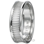 Ritani Men Wedding Band 61004S7-$300 GIFT CARD INCLUDED WITH PURCHASE. Ritani Men Wedding Band 61004S7-$300 GIFT CARD INCLUDED WITH PURCHASE, Wedding Bands. Ritani. Top Diamonds & Jewelry