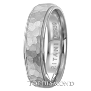 Ritani Men Wedding Band 65003MH6-$300 GIFT CARD INCLUDED WITH PURCHASE. Ritani Men Wedding Band 65003MH6-$300 GIFT CARD INCLUDED WITH PURCHASE, Wedding Bands. Ritani. Top Diamonds & Jewelry