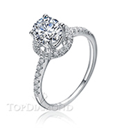 Diamond Engagement Ring Setting Style B2765. Diamond Engagement Ring Setting Style B2765, Diamond Accented. Engagement Ring Settings. Top Diamonds & Jewelry