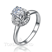 Diamond Engagement Ring Setting Style B2771. Diamond Engagement Ring Setting Style B2771, Diamond Accented. Engagement Ring Settings. Top Diamonds & Jewelry