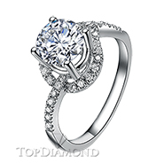 Diamond Engagement Ring Setting Style B2772. Diamond Engagement Ring Setting Style B2772, Diamond Accented. Engagement Ring Settings. Top Diamonds & Jewelry