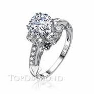 Diamond Engagement Ring Setting Style B2774. Diamond Engagement Ring Setting Style B2774, Diamond Accented. Engagement Ring Settings. Top Diamonds & Jewelry