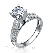 Diamond Engagement Ring Setting Style B2780. Diamond Engagement Ring Setting Style B2780, Diamond Accented. Engagement Ring Settings. Top Diamonds & Jewelry