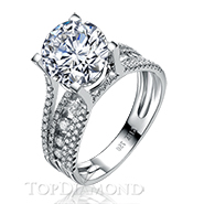 Diamond Engagement Ring Setting Style B2788. Diamond Engagement Ring Setting Style B2788, Diamond Accented. Engagement Ring Settings. Top Diamonds & Jewelry