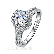 Diamond Engagement Ring Setting Style B2791. Diamond Engagement Ring Setting Style B2791, Diamond Accented. Engagement Ring Settings. Top Diamonds & Jewelry