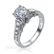 Diamond Engagement Ring Setting Style B2801. Diamond Engagement Ring Setting Style B2801, Diamond Accented. Engagement Ring Settings. Top Diamonds & Jewelry