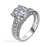 Diamond Engagement Ring Setting Style B2825. Diamond Engagement Ring Setting Style B2825, Diamond Accented. Engagement Ring Settings. Top Diamonds & Jewelry