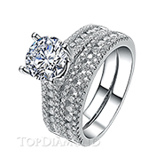 Diamond Engagement Set Mounting Style BD2806. Prong Diamond Engagement Ring Setting BD2806, Matching Sets. Engagement Ring Settings. Top Diamonds & Jewelry