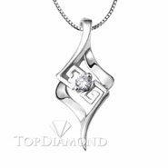 18K White Gold Diamond Pendant P2156. 18K White Gold Diamond Pendant P2156, Diamond Pendants. Necklaces & Pendants. Top Diamonds & Jewelry
