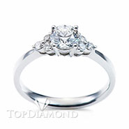 Diamond Engagement Ring Setting Style B2374. Diamond Engagement Ring Setting Style B2374, Diamond Accented. Engagement Ring Settings. Top Diamonds & Jewelry