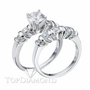 Diamond Engagement Set Mounting Style BD5010. Diamond Engagement Ring Setting & Wedding Band Set BD5010, Matching Sets. Engagement Ring Settings. Top Diamonds & Jewelry