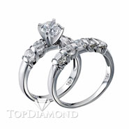 Diamond Engagement Set Mounting Style BD5108. Diamond Engagement Ring Setting & Wedding Band Set BD5108, Matching Sets. Engagement Ring Settings. Top Diamonds & Jewelry