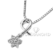 18K White Gold Diamond Pendant P2374. 18K White Gold Diamond Pendant P2374, Diamond Pendants. Necklaces & Pendants. Top Diamonds & Jewelry