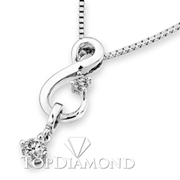 18K White Gold Fashion Pendant P2372. 18K White Gold Fashion Pendant P2372, Fashion Pendants. Necklaces & Pendants. Top Diamonds & Jewelry