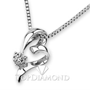 18K White Gold Fashion Pendant P2366. 18K White Gold Fashion Pendant P2366, Fashion Pendants. Necklaces & Pendants. Top Diamonds & Jewelry
