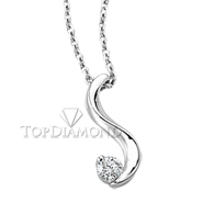 18K White Gold Diamond Pendant P2344. 18K White Gold Diamond Pendant P2344, Diamond Pendants. Necklaces & Pendants. Top Diamonds & Jewelry