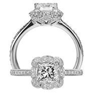 Ritani Bella Vita Engagement Ring Setting – 1PC2532BR-$700 GIFT CARD INCLUDED WITH PURCHASE. Ritani Engagement Ring Setting 1PC2532BR-$700 GIFT CARD INCLUDED WITH PURCHASE, Engagement Rings. Ritani. Hung Phat Diamonds & Jewelry