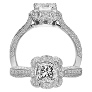 Ritani Bella Vita Engagement Ring Setting – 1PC2540CR-$700 GIFT CARD INCLUDED WITH PURCHASE. Ritani Engagement Ring Setting 1PC2540CR-$700 GIFT CARD INCLUDED WITH PURCHASE, Engagement Rings. Ritani. Hung Phat Diamonds & Jewelry