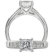 Ritani Bella Vita Engagement Ring Setting – 1pc1190EPC-300USD GIFT CARD INCLUDED WITH PURCHASE. Ritani Engagement Ring Setting 1pc1190EPC-300USD GIFT CARD INCLUDED WITH PURCHASE, Engagement Rings. Ritani. Hung Phat Diamonds & Jewelry