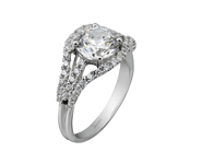 Simon G Engagement Ring Setting TR357-$500 GIFT CARD INCLUDED WITH PURCHASE. Simon G Engagement Ring Setting TR357-$500 GIFT CARD INCLUDED WITH PURCHASE, Engagement Ring. Simon G. Hung Phat Diamonds & Jewelry